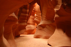 Canyon dell'antilope Fotografie Stock