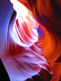 Canyon dell'antilope in Arizona Immagine Stock