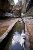Canyon dell'Utah Fotografia Stock Libera da Diritti