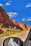 canyon della bava Fotografie Stock