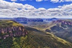 Canyon della roccia del quadro di comando del BM di D Immagini Stock Libere da Diritti
