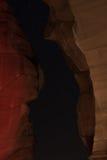Canyon della scanalatura in Arizona Fotografia Stock Libera da Diritti