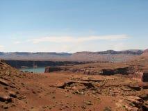Canyon della valletta Immagini Stock Libere da Diritti