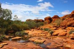 Canyon des Königs Stockbilder
