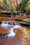 Canyon di autunno Immagine Stock Libera da Diritti