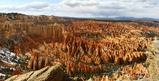 Canyon di Bryce immagine stock
