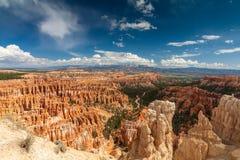 Canyon di Bryce Fotografie Stock