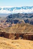 Canyon di Charyn fotografie stock