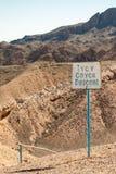 Canyon di Charyn immagini stock libere da diritti