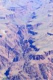 Canyon di Crand immagini stock libere da diritti