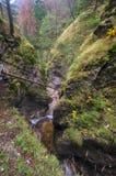 Canyon di diery di Janosikove Immagini Stock
