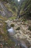 Canyon di diery di Janosikove Fotografia Stock