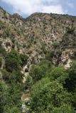 Canyon di Eaton Immagini Stock