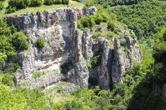 Canyon di Emen Immagini Stock