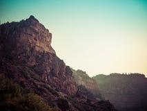 Canyon di Glenwood fotografie stock libere da diritti