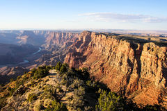 Canyon di grande di U.S.A. Fotografie Stock Libere da Diritti