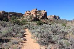 Canyon di indipendenza fotografie stock