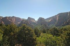 Canyon di Kanab Fotografie Stock