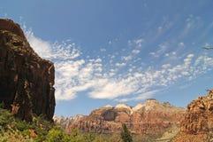 Canyon di Kanab Immagini Stock
