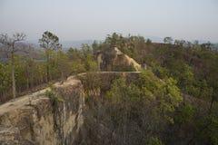 Canyon di Lan Kang Pai Pai, Tailandia Fotografie Stock