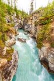 Canyon di marmo Fotografia Stock