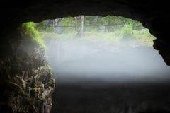 Canyon di marmo Ruskeala Fotografia Stock Libera da Diritti