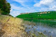 Canyon di Negovanka, Bulgaria Immagini Stock Libere da Diritti
