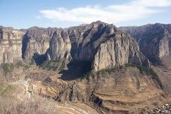 Canyon di Nihong Immagini Stock Libere da Diritti