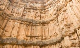 Canyon di Pha Chor nel parco nazionale di Maewang fotografie stock