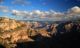 Canyon di rame Immagini Stock Libere da Diritti