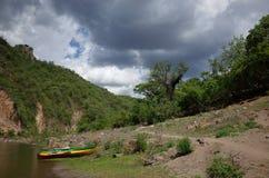 Canyon di Somoto Fotografie Stock Libere da Diritti
