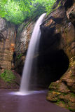 Canyon di Tonti - Illinois Immagini Stock Libere da Diritti