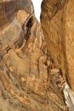 Canyon en Jordanie Image libre de droits