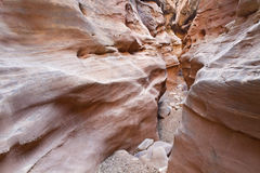 Canyon Faces Stock Photography