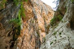 Canyon of Gorropu Royalty Free Stock Image