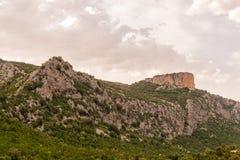 Canyon of Gorropu Royalty Free Stock Photography