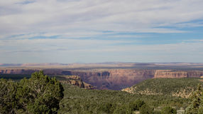 Canyon grand en Arizona Photographie stock libre de droits