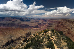 canyon grand national park στοκ εικόνες