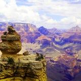 Canyon. Grand canyon South Rim Stock Images