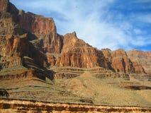 Canyon, grande canone ad ovest Fotografie Stock Libere da Diritti