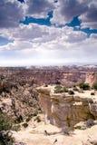 Canyon incantato Immagine Stock