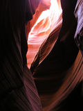 Canyon interno 10 dell'antilope fotografie stock