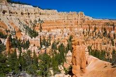 Canyon interno di Bryce fotografie stock libere da diritti