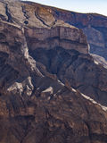 Canyon. Jebel Shams, Balcony Walk, Oman Stock Image