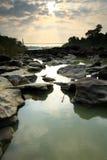 Canyon. Kaeng Tana National Park, Ubonratchani, Thailand Royalty Free Stock Images