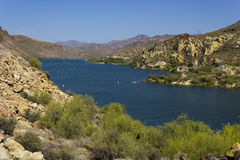 Canyon Lake, Arizona Royalty Free Stock Photography