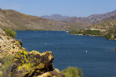 Canyon Lake, Arizona Stock Image