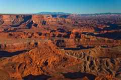 Canyon Lands Stock Image