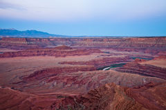 Canyon Lands Royalty Free Stock Photography