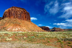 Canyon Lands National Park red rocks in Utah Stock Images